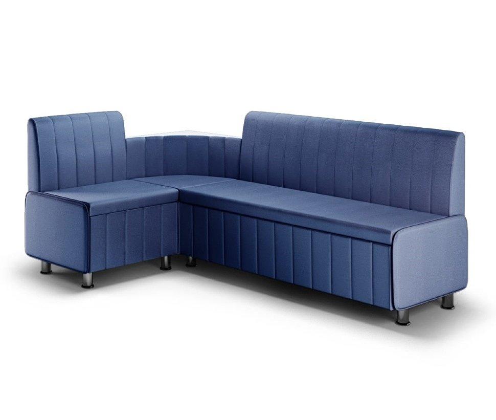 Кухонный угловой диван со спальным местом Люксор