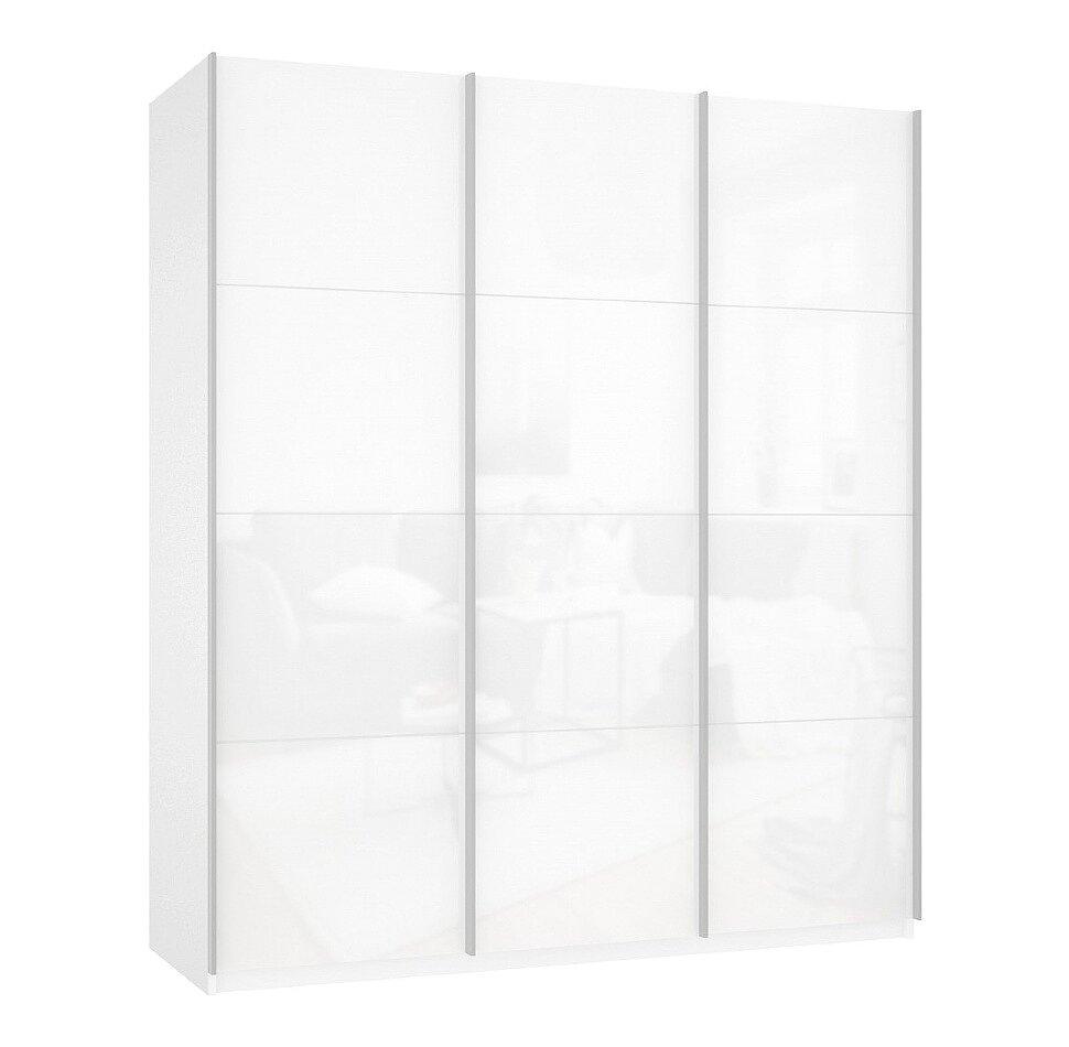 Шкаф-купе Прайм 3-дверный (стекло)
