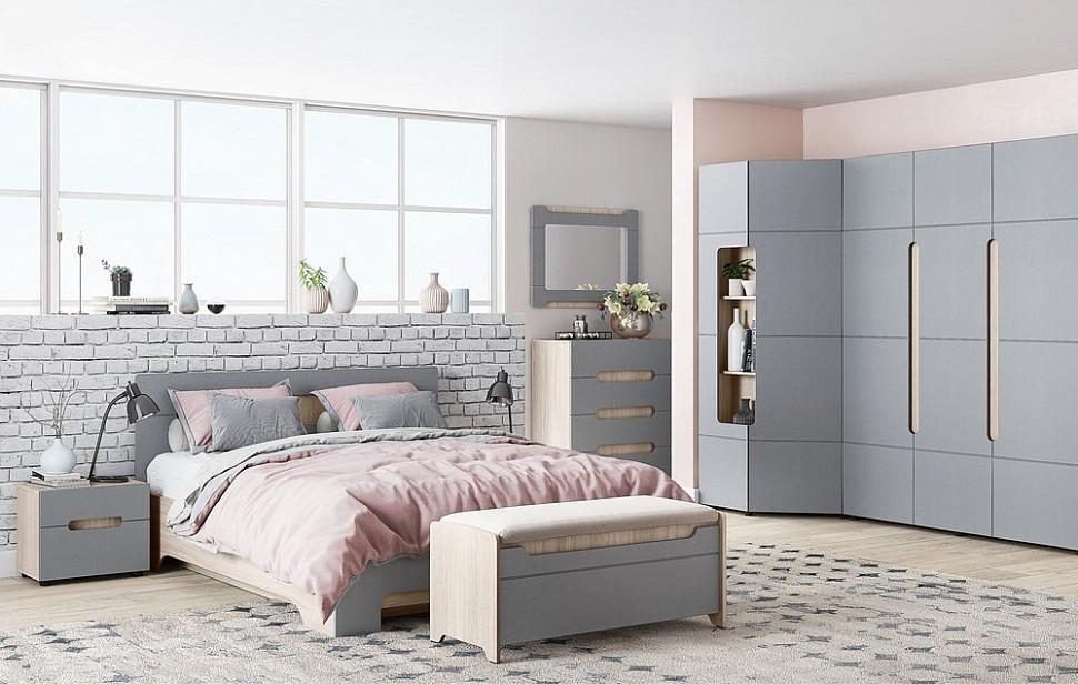 Спальня №1 Палермо-3 Стиль