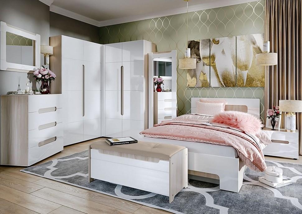 Спальня №4 Палермо-3 Стиль
