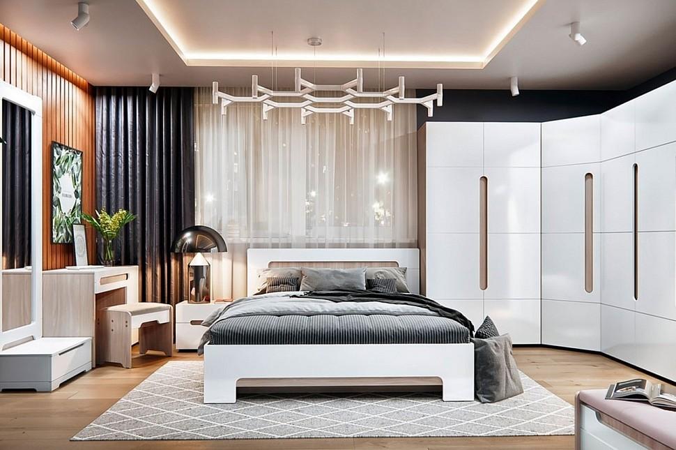 Спальня №7 Палермо-3 Стиль