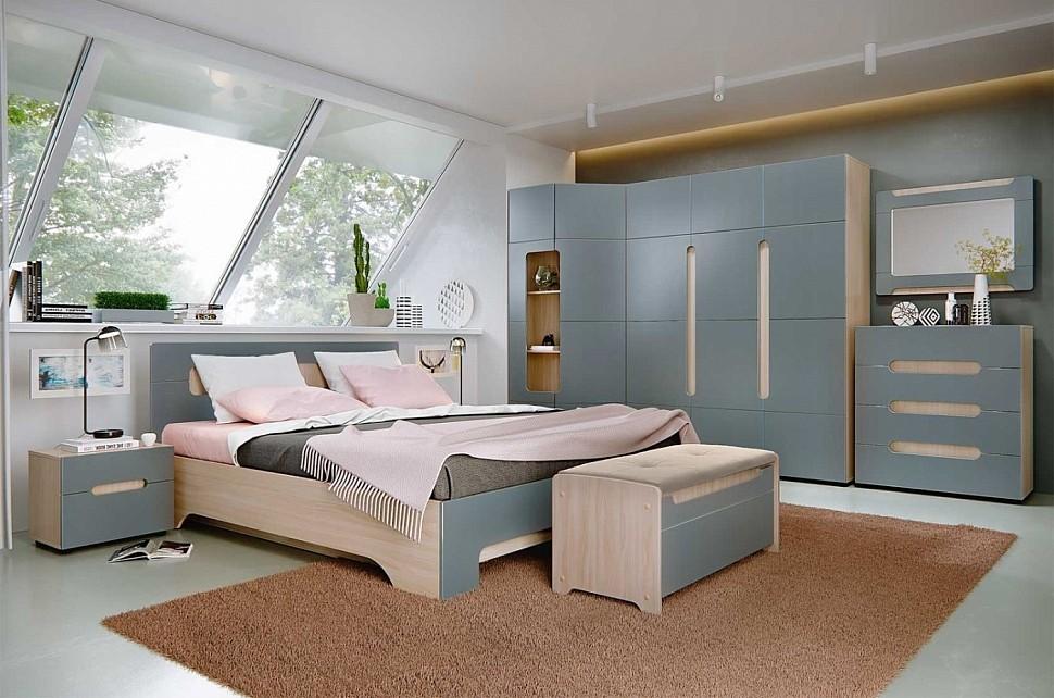 Спальня №6 Палермо-3 Стиль