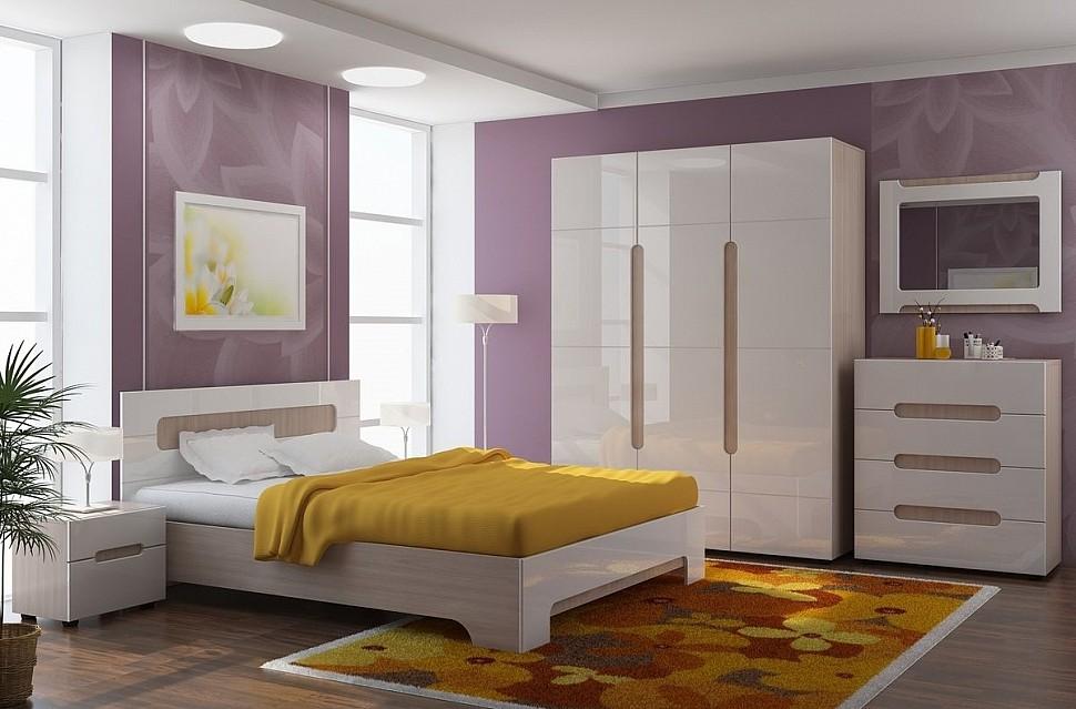 Спальня №9 Палермо-3 Стиль