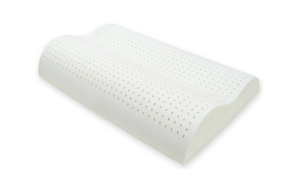Подушка Brener Kiddy из 100% натурального латекса