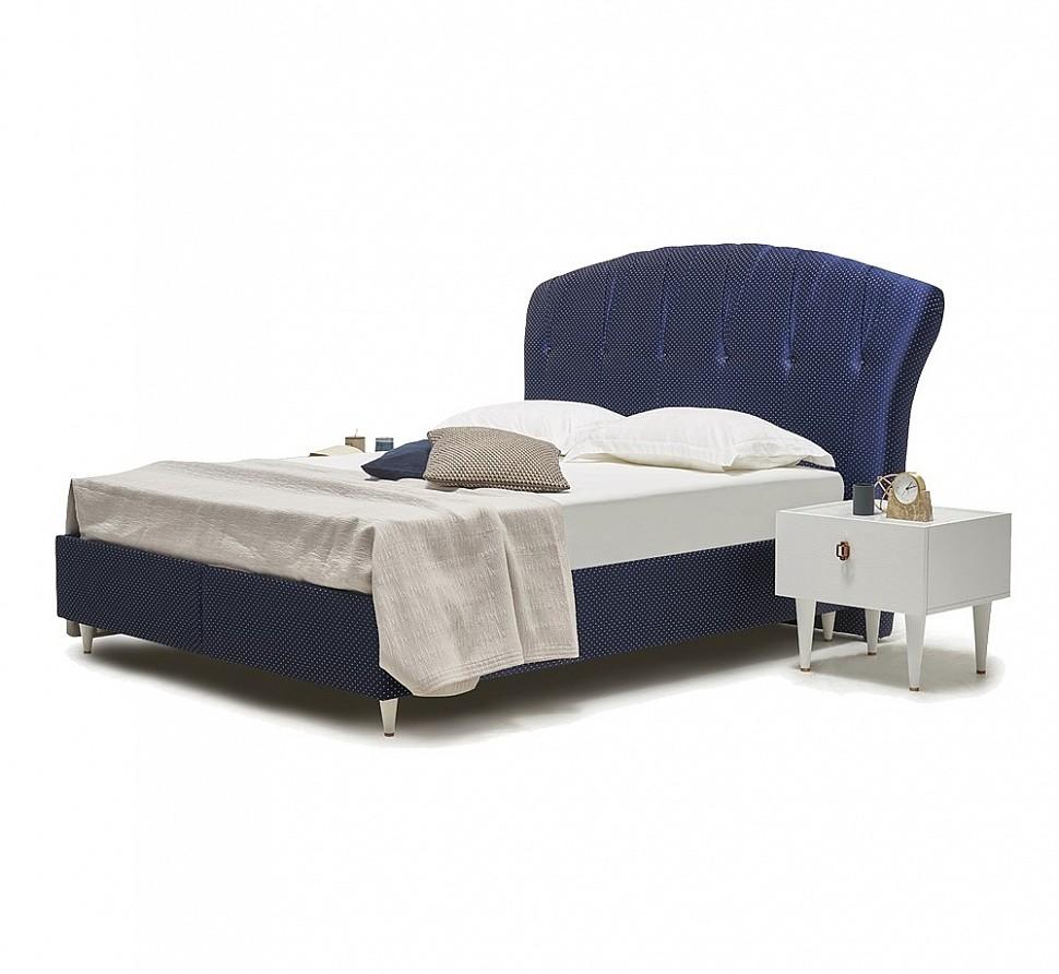 Кровать двуспальная с подъёмным механизмом Folk