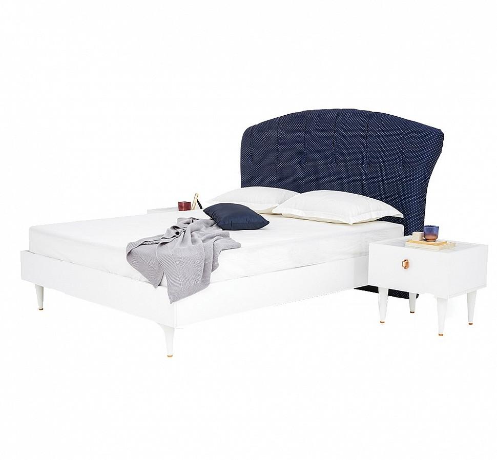 Кровать двуспальная Folk
