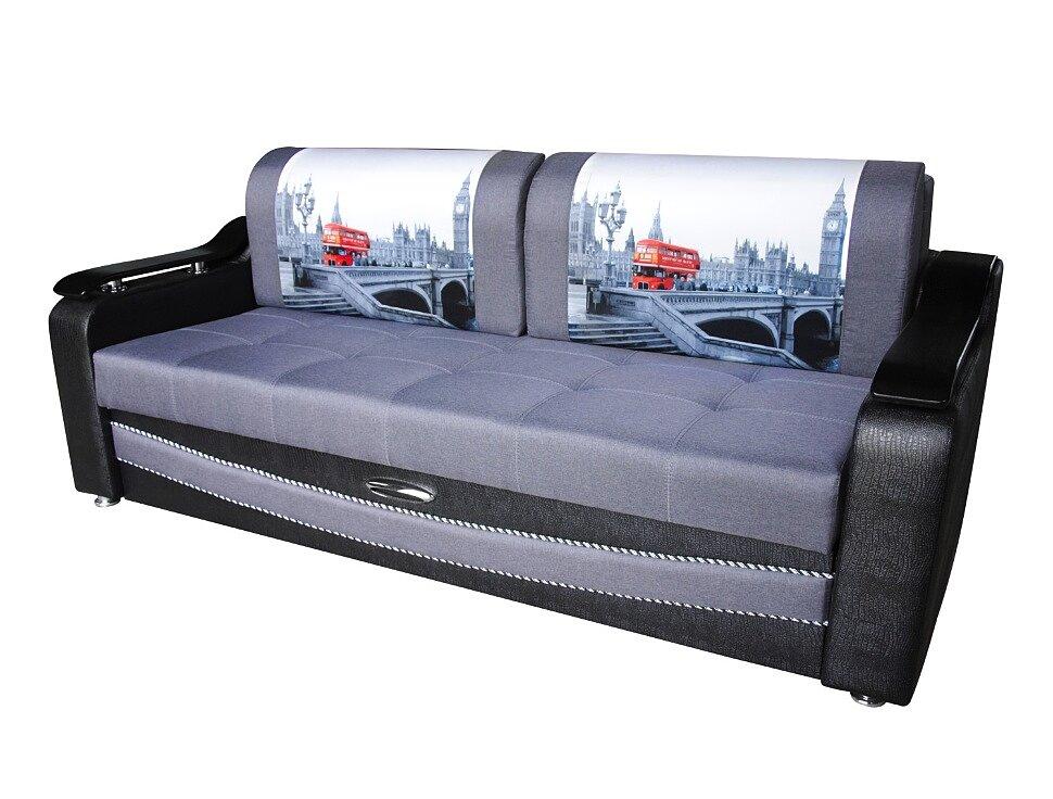 Диван-кровать Лидер (купон Красный автобус)