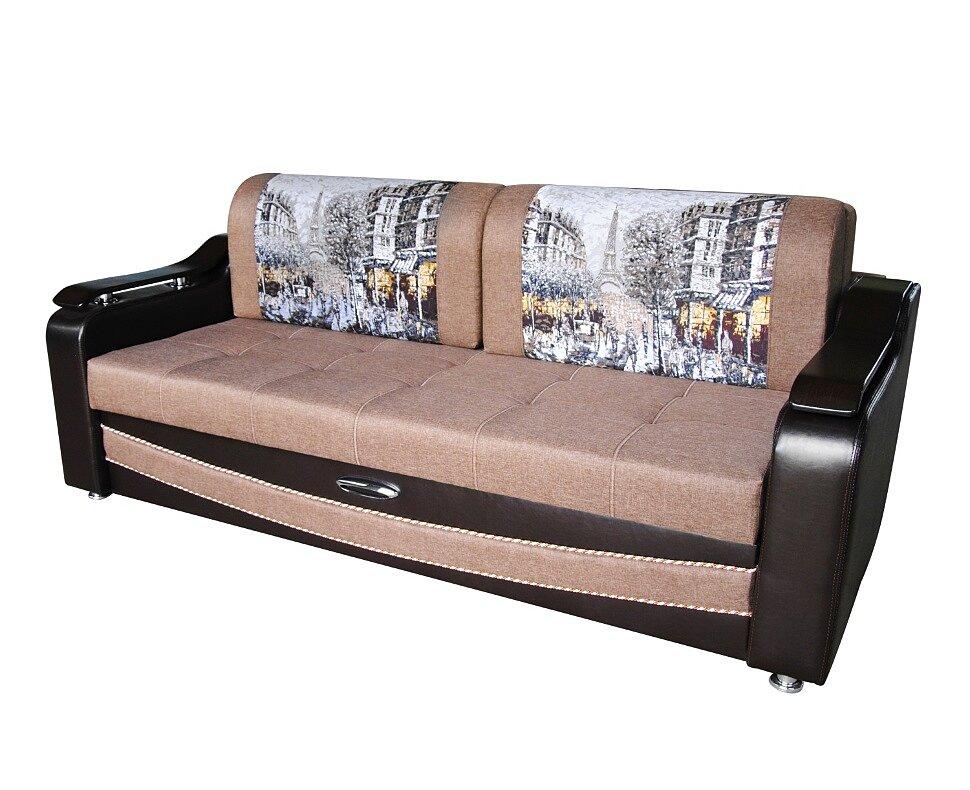 Диван-кровать Лидер (купон Париж)